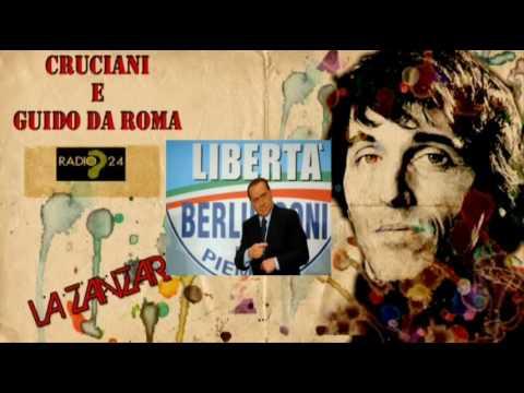 online retailer ed077 d7918 Cruciani massacrato da Guido, un ascoltatore di Roma - PRIMA PARTE (La  Zanzara, 28/04/2010)