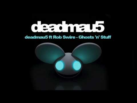 deadmau5 ft Rob Swire - Ghosts 'n' Stuff