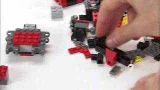 Lego® Creator Designer Tips - New Robot Rescue Team Member