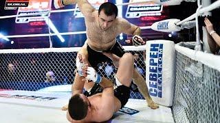 Мурад Мирзабеков vs. Фабрис Дато, M-1 Challenge 57, Оренбург | Полный бой