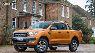 2018 Ford Ranger Extreme OFFROAD and FIELD Test in Diffrerent Countries