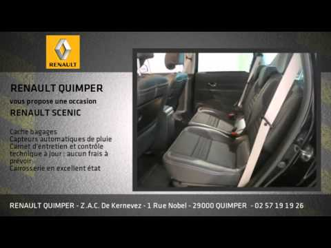 Annonce Occasion Renault Scénic III dCi 110 Energy FAP eco2 Bose