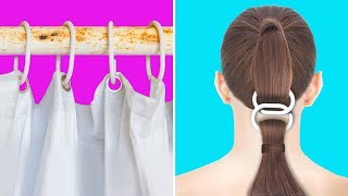 12 INGENIOUS HAIR TRICKS