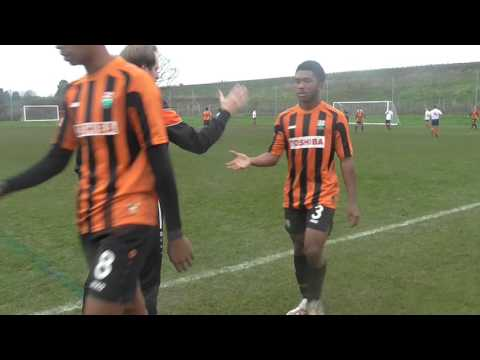 Barnet FC v Sturridge Academy 15Dec15