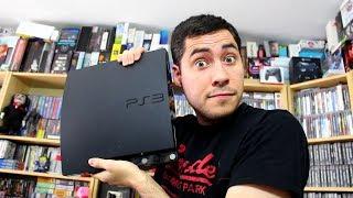 UN SECRET dans cette PS3 de vide grenier ?