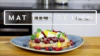 Mat till Dejten: Bästa Dejt Desserten!