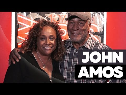 John Amos Says JJ Getting Shot was Most Impactful Episode of 'Good Times'  New Children's Book