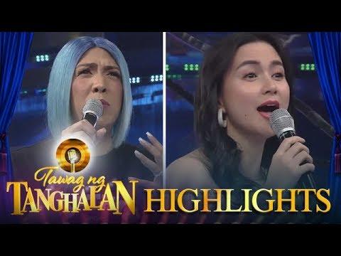 Tawag Ng Tanghalan: Vice becomes sad after hearing Mariels version of Sana Maulit Muli