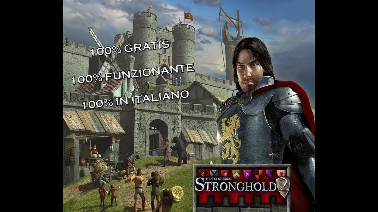 stronghold 2 ita