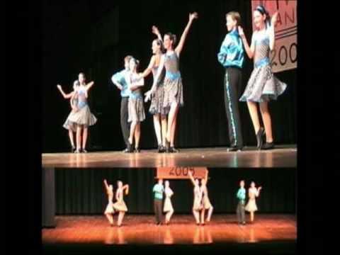 Dance recital -  American Bandstand 2008
