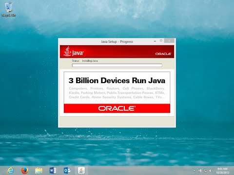 How To Install Java JDK On Windows 8 / Windows 8.1
