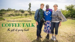 The Gift of Giving Back - Coffee Talks Interview with Peymaneh Rothstein