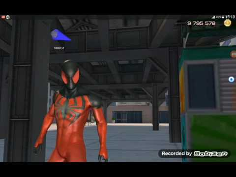 Прохождение игры новый человек паук 2 на планшет!!!