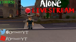 ROBLOX LIVE - Alone (Early Access)
