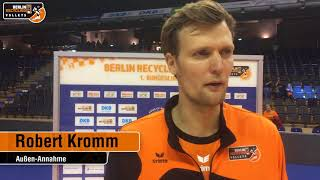 Tempel-Echo | BR Volleys vs. TV Rottenburg