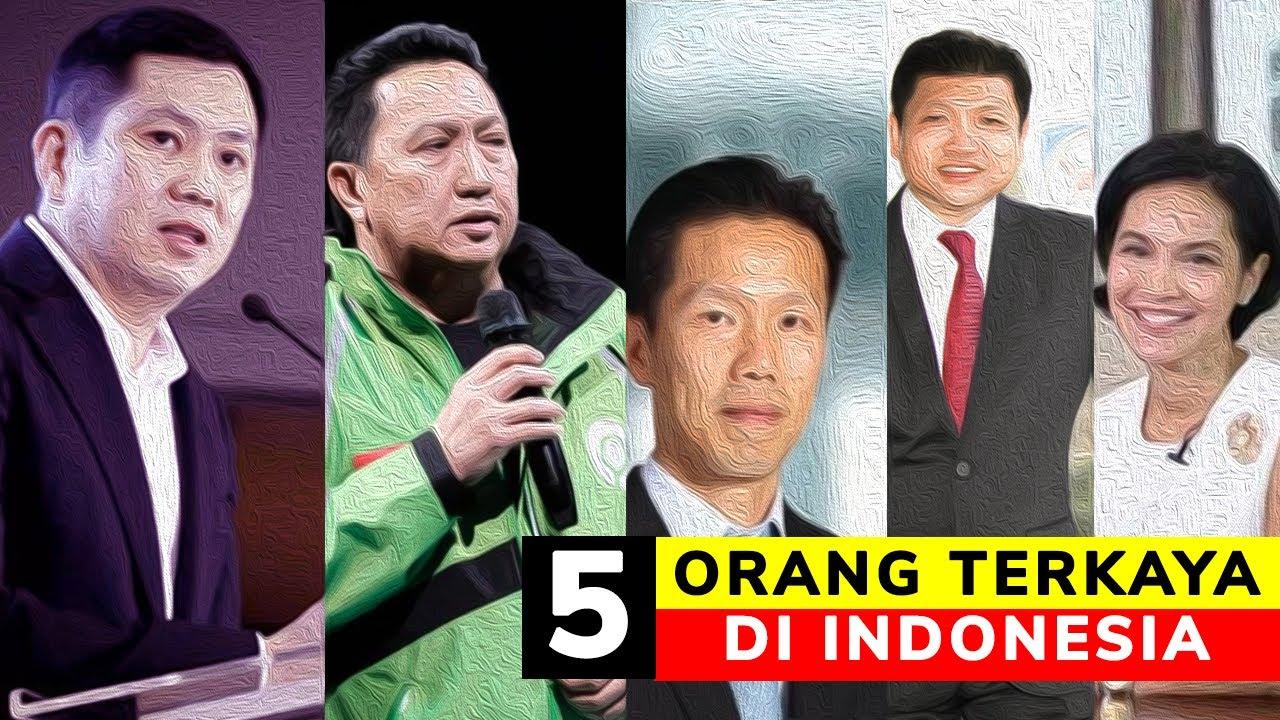 INILAH 5 ORANG TERKAYA PALING MUDA DI INDONESIA 2021