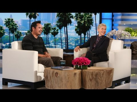 Michael Peña on His Hilarious New Film, 'CHiPS'