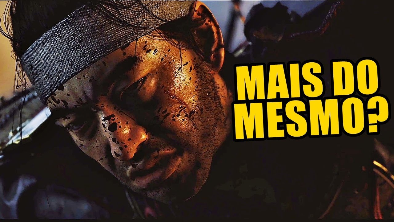 DOWNGRADE, BUGS E UM BOM COMBATE (GHOST OF TSUSHIMA) - REVIEW HONESTO