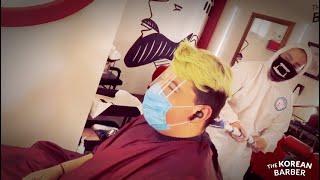 Coronavirus en Mexico The Korean Barber Barbershop China Virus Pandemia Mundial Barbershop Tijuana