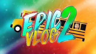 EPIC VLOG EN MI LICEO #2/Vlog (ESPECIAL 20 SUBS)