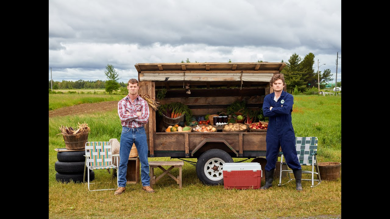 The hicks, skids, and jocks of 'Letterkenny' are back—on Hulu