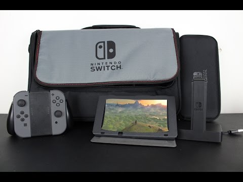 Nintendo Switch - PowerA Accessories Review