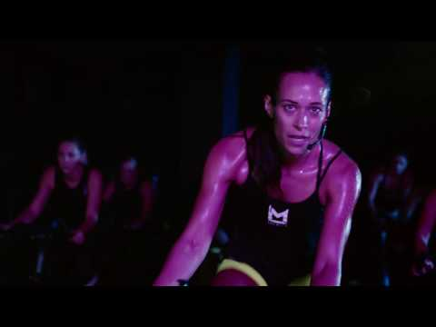 Первая и единственная в России студия CYCLE THE TRIP в уникальном фитнес-клубе  THE BASE