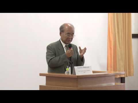 UNESCO International Scientific Symposium 16 July 2015 Commemorative lecture Koichiro Matsuura