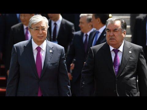Рахмон скорбит вместе с народом Казахстана