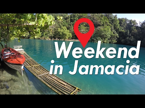 Weekend in Jamaica | How much can we get done?