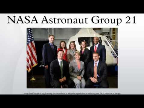 NASA Astronaut Group 21