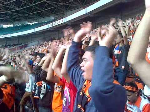 Ayo Macan Kemayoran - Persija vs Persela 1 Maret 2015