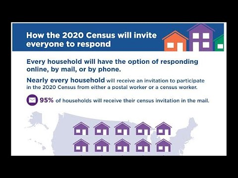 Filling Out The 2020 Census Means More Funding For Colorado