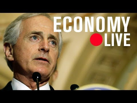 Senator Bob Corker:  Reforming international food aid assistance | LIVE STREAM