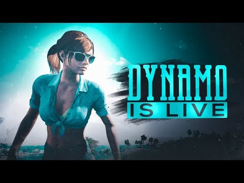 PUBG MOBILE LIVE WITH DYNAMO GAMING | DUO CONQUEROR & SQUAD ACE 2 | RUSH GAME PLAYS