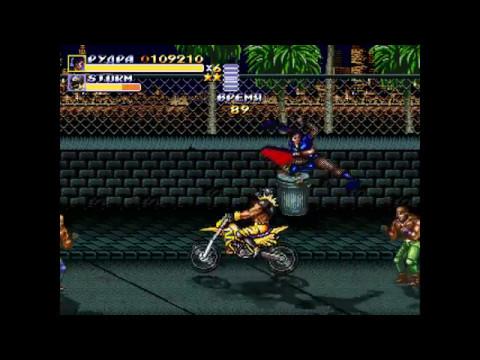 Streets Of Rage Remake v5.1   67(mods)