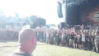Godsmack - Whatever (Mosh Pit) - Soundwave Brisbane 2015