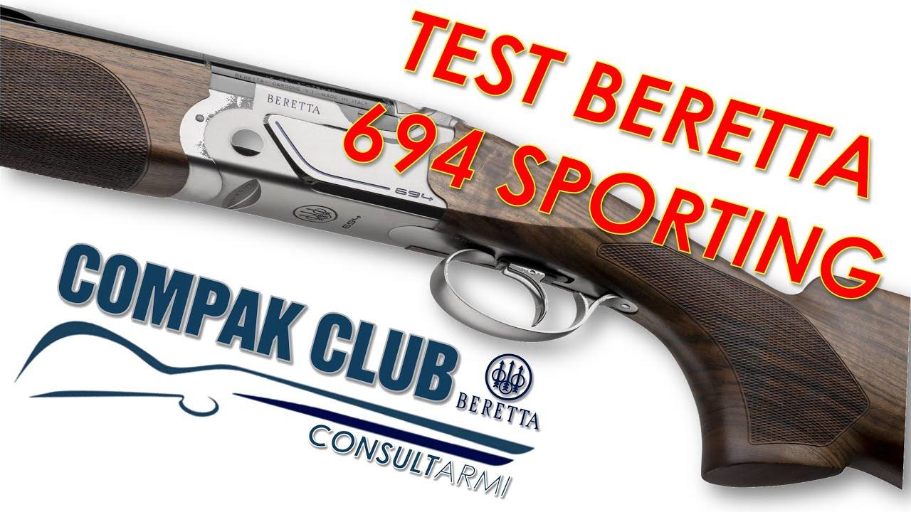 Download TEST NEW BERETTA 694 SPORTING