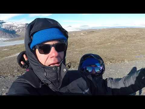 2018 Iceland day 4 glacial dani wind