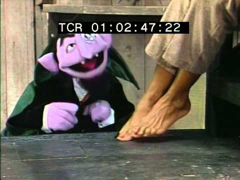 """Classic Sesame Street - """"Counting Toes"""" - YouTube"""