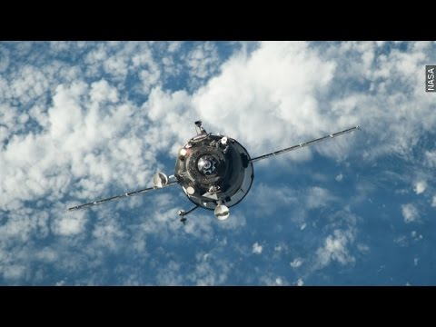 Russian Resupply Spacecraft Burns Up Over Pacific Ocean