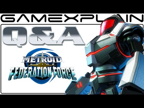 Metroid Prime: Federation Force Q&A - Your Questions Answere
