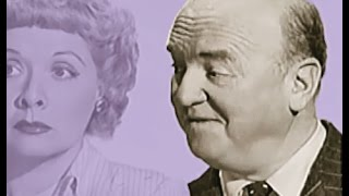 TCM tribute to William Frawley (Fred Mertz) -  I Love Lucy, Lucille Ball