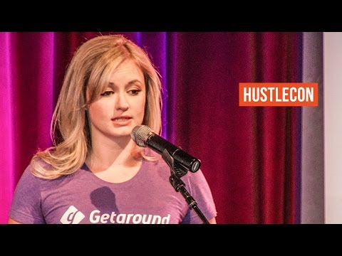 How Getaround Got Started with Jessica Scorpio, the Founder of Getaround - Hustle Con