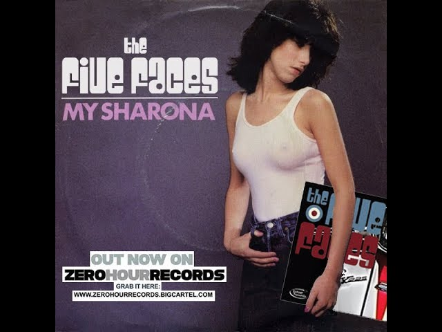 The Five Faces - My Sharona