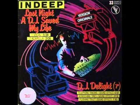 Queen & Indeep - Another one bites the dust / Last night a dj saved my life (Remix Dj El Fabio)