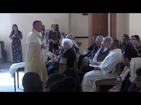 Homily - Bishop Luis Rafael Zarama At The Ordination Of Deacon Emmanuel Mandona Bolangi, C.I.C.M.