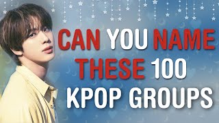 Download DO YOU KNOW THE NAME OF THESE 100 KPOP GROUPS? EASIEST-ONE! | THIS IS KPOP GAMES