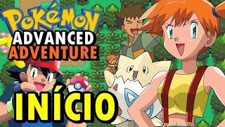 Pokemon Advanced Adventure (Detonado - Parte 1) - O Início com A Misty