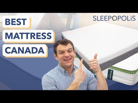 Best Canadian Mattress 2019 - My Top 6 Picks!
